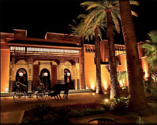 10 choses faire marrakech le blog viaprestige holidays for Design hotel marrakech