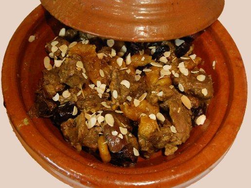 cuisine marocaine tajine boeuf pruneaux Le Blog Viaprestige Holidays