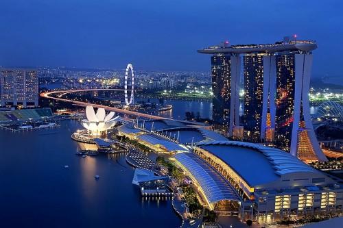 hôtel de luxe singapour