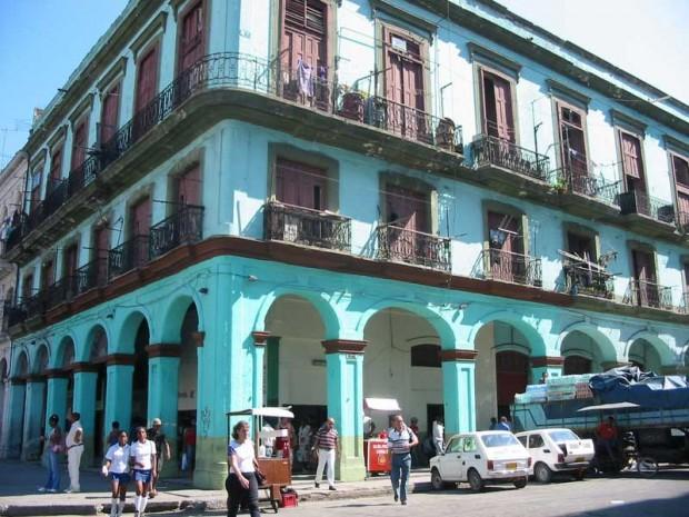 La Havane Cuba Colonial