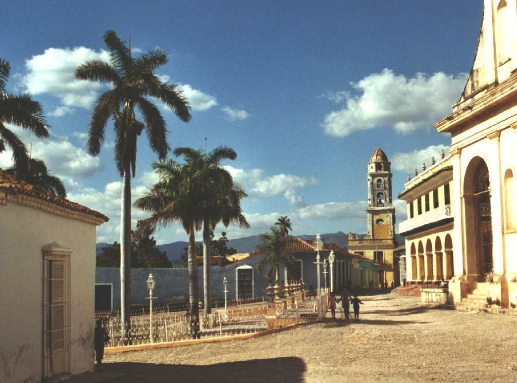 Trinidad Cuba coloniale