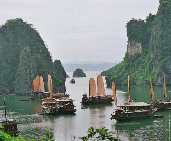 Vietnam Baie d'Along