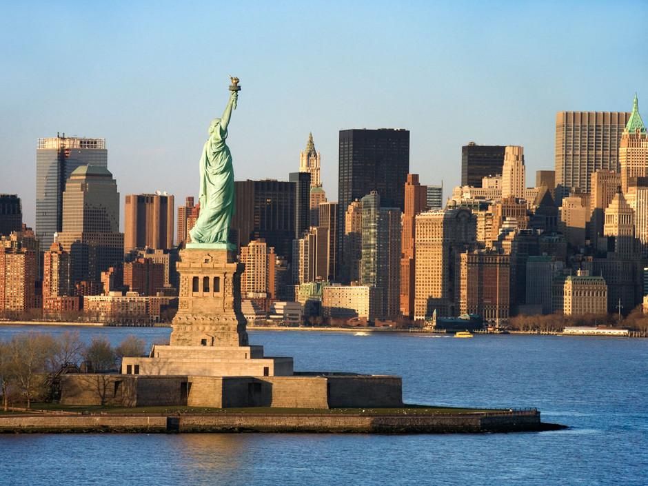 new york statue liberte