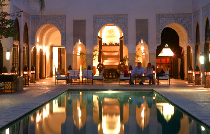 S jour au maroc le blog viaprestige holidays for Top 10 riads in marrakech