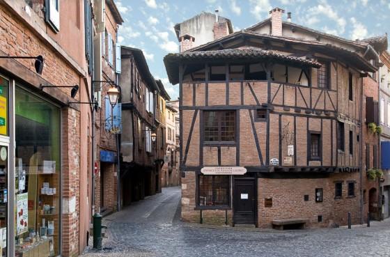 Centre historique d'Albi