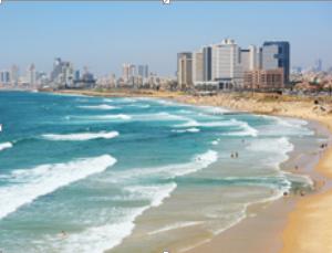 plage israel