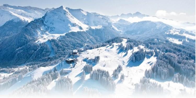 partir au ski