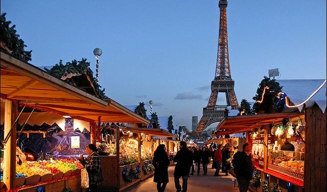 Marchés de Noel - Paris