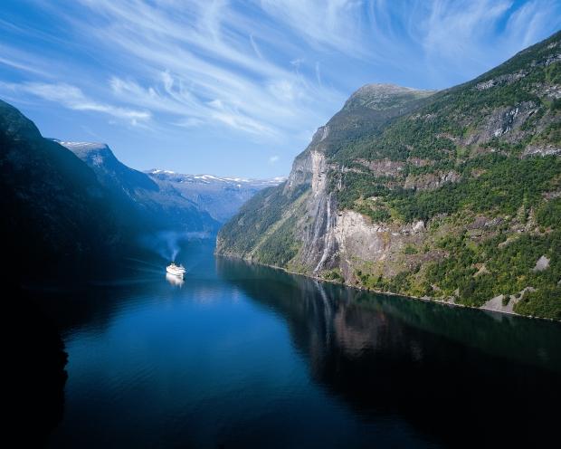 croisières dans les fjords