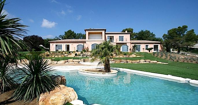 villa de luxe a louer