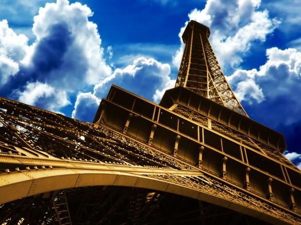 Paris Tour Eiffel hd