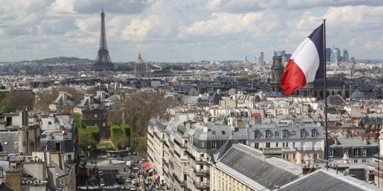 France - paris panorama